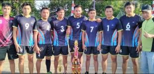 JMan Club Rebut Piala Kapolsek Kakas