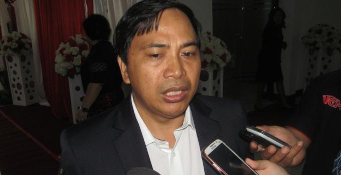 Ketua Komisi 4 DPRD Sulut, James Karinda