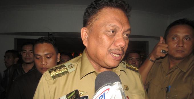 Gubernur Sulut, Olly Dondokambey
