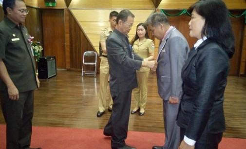 30 Pejabat Pemkab Mitra Ikuti Diklat PIM III