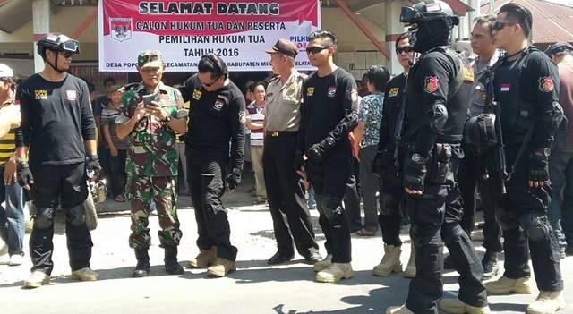 Patola Team Polres Minsel