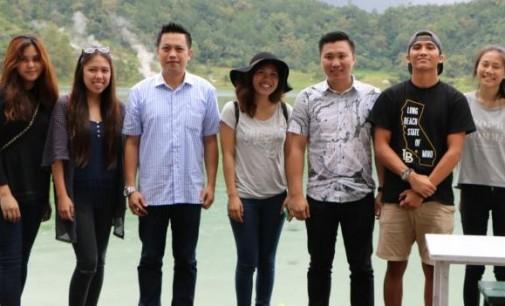 KNPI Tomohon & Pemuda GMIM Sambut Pemuda Gereja USA Saksikan TIFF 2016