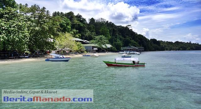 Pulau Bunaken (Foto BeritaManado)