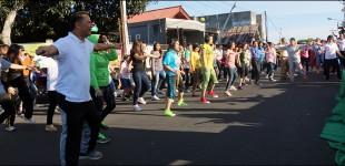 Pemkot-Maranatha Paslaten Gelar Jalan Sehat Bersama