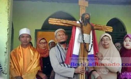 Ustad Uddy Jemput Salib IYD