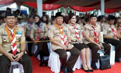 Walikota Katakan Jamnas Ajang Pesta Pramuka se-Indonesia