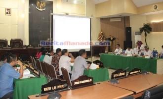 """DPRD Manado Gelar Pembahasan RPJMD, """"Lebih Cepat Lebih Baik"""""""