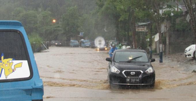 Banjir Ranomuut 24 November 2016