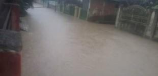 Ini Tanda Awas, Manado Kembali Diterpa Banjir dan Longsor, Pemkot Langsung Turun Tangan