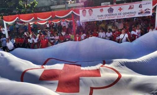 Spektakuler !!! HUT Ke-71 PMI Berlangsung Sukses Dan Meriah