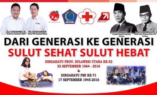 Pertama di Indonesia !!! Bendera PMI Raksasa Akan Dikibarkan di Acara Puncak HUT ke-71