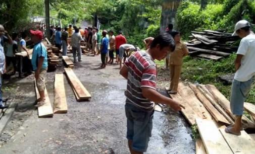 Meski Miskin Namun Rajin Berswadaya, Desa Kuwil Mantap!