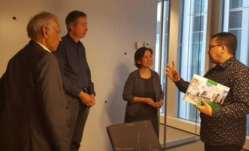Ahli Tata Ruang Kota Rotterdam ini Berdarah Manado