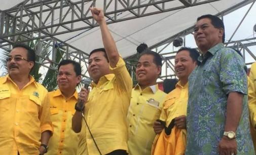 SETYA NOVANTO: Menangkan Jokowi Presiden 2019