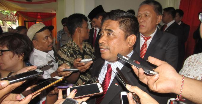 DR Soni Sumarsono usai HUT Provinsi Sulawesi Utara lalu