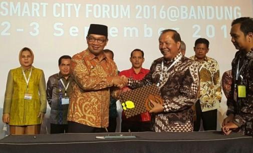 Wow !!! Bitung Bakal Adobsi Program Smart City Bandung