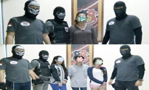 Tim Patola Ringkus Penampung Gadis ABG di Ratahan