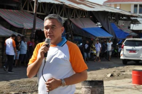 Dirut PD Pasar Manado