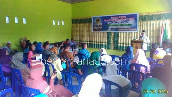 Launching full day school SMK Muhammadiyah Kota Bitung