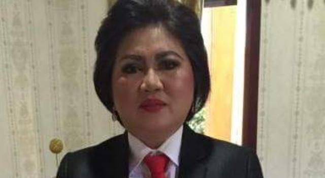 Kepala Bappelitbang Minut Hanny Tambani.