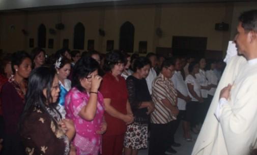 Paroki Santa Ursula Rayakan Pesta Pelindung