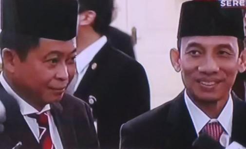 Duet Ignatius Jonan-Arcandra Tahar Diharapkan Bawa Dampak Positif Bagi Minahasa