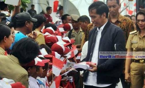 Jokowi: Membangun Indonesia Bukan hanya di Jawa Saja