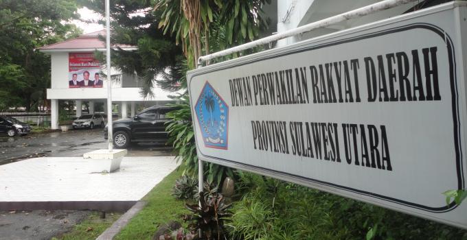 Kantor DPRD Sulut