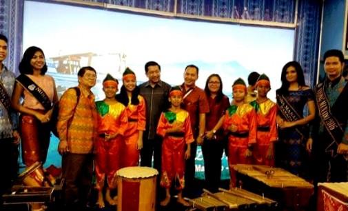 Hebat !!! Stand Manado Raih Juara 1 Nusantara Expo 2016, Anak-anak Ini Pukau Turis Mancanegara
