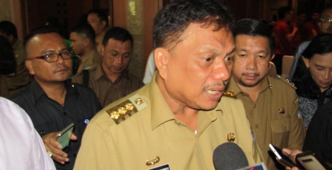 OLLY DONDOKAMBEY diwawancarai di BANK INDONESIA
