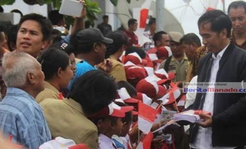 Presiden Jokowi Yakin Ideologi Pancasila Mampu Menangkal Terorisme dan Radikalisme
