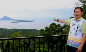 Promosikan Gunung Tumpa, VICKY LUMENTUT Ajak Warga Dunia Datang Ke Manado