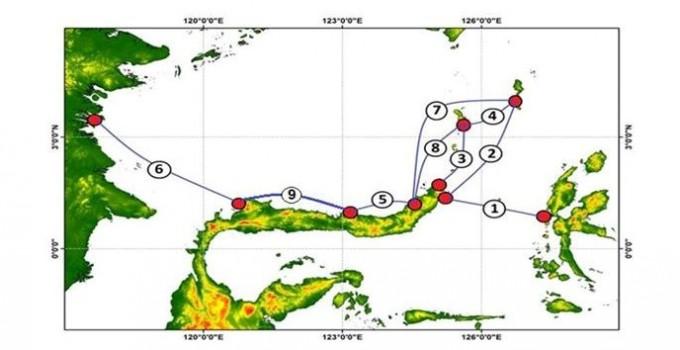 Gempa Bumi Dahsyat Mengguncang Kota Manado