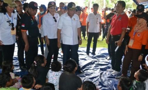 Bitung Diterjang Tsunami, Walikota Jadi Komandan Tanggap Darurat