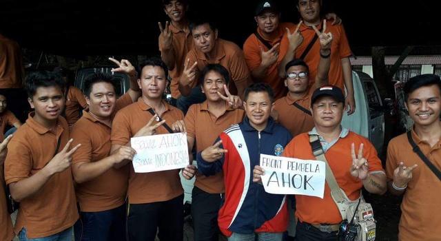 Save ahok