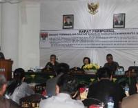 DPRD Minsel Gelar Rapat Paripurna 3 Agenda Sekaligus