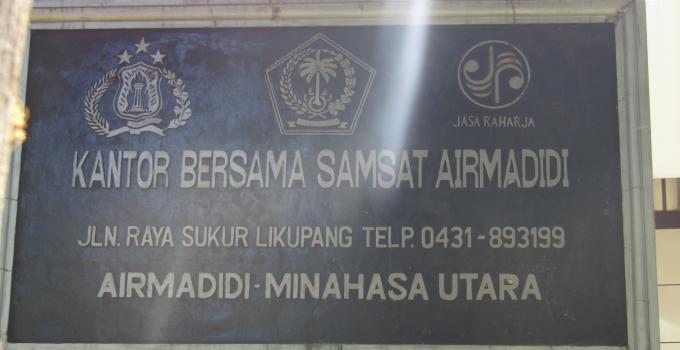 Kantor Samsat Airmadidi