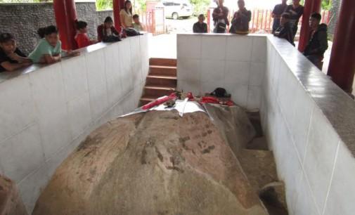 BERITA FOTO II : Leluhur Tou Minahasa Ada di Batu-batu Ini