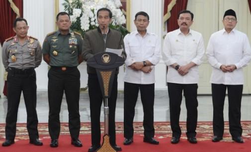 Dugaan Penistaan Agama, Presiden Jokowi: Proses Hukum Akan Berlangsung Tegas, Cepat Dan Transparan