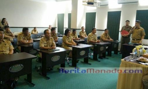 Bersaing Ketat !!! 13 Pejabat Minut Tampil Prima di Assesment