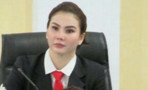 PRABOWO Tunjuk SHINTIA RUMUMPE Pimpin Gerindra Minut