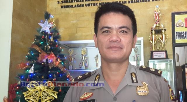 Kabag Ops Kompol Farly Astevanus Rewur SH MM.