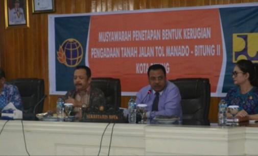 Pembasan Lahan Tol, Pemkot Wajibkan Pemilik Tanah Buka Rekening di BNI