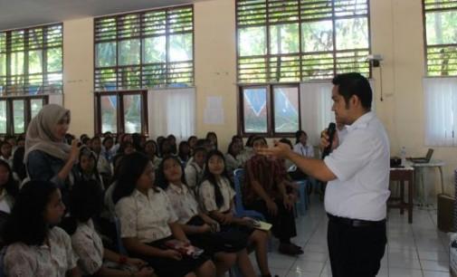 Bandara Sam Ratulangi Kembali Menggelar BUMN Mengajar