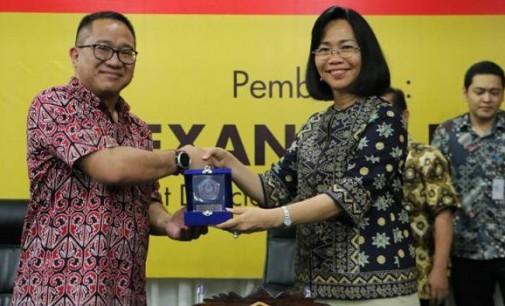 BERITA FOTO: Kuliah Umum IoT For Education and Business