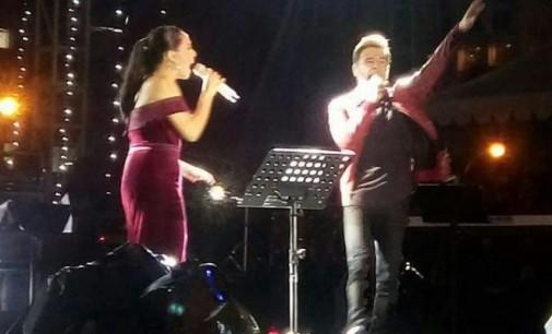 Disaksikan OLLY DONDOKAMBEY, Vokalis Westlife SHANE FILAN Gemparkan Manado