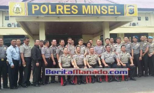 Ini Yang Dilakukan Brigjen Pol. LOTHARIA LATIEF Dalam Kunjungan di Polres Minsel