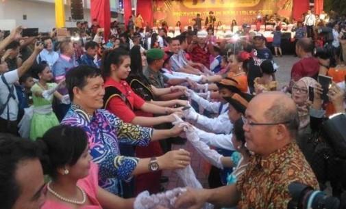 BERITA FOTO: Perayaan Imlek Pesona Manado