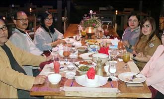 Syerly Sompotan Terima Investor Dari Makassar