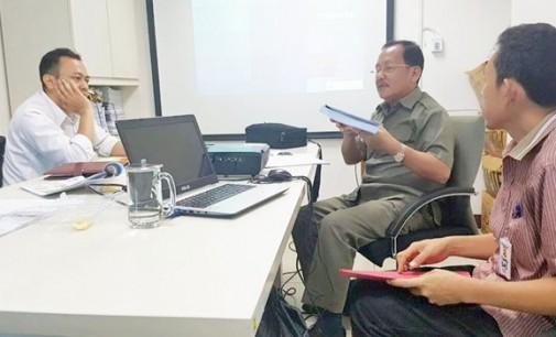 Dinas PUTR Mitra Ajukan Proposal Pendanaan di DPR-RI dan Kementerian PUPR